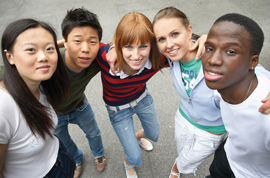 多文化主義の側面を持つ寛容な国