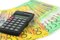 Q4.オーストラリアドルでの支払いですか?