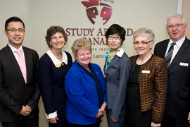 Study Abroad Canada Language Institute (SACLI)