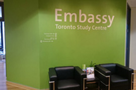 Embassy English, Toronto