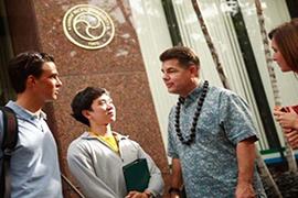 ELS Language Centers, Honolulu