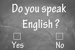 Q1.英語力に自信がありませんがそのまま渡航しても問題ないですか?