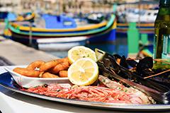 Q8.マルタの食事はどのようなものでしょうか?