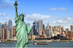 Q1.アメリカで人気の留学地はどこですか?