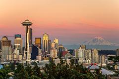 シアトルの特徴と語学学校