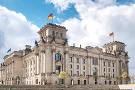 欧州の経済大国として発展するドイツ