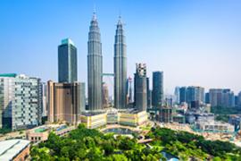 東南アジアでありながら発展した環境