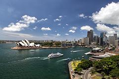 オーストラリアの地域紹介