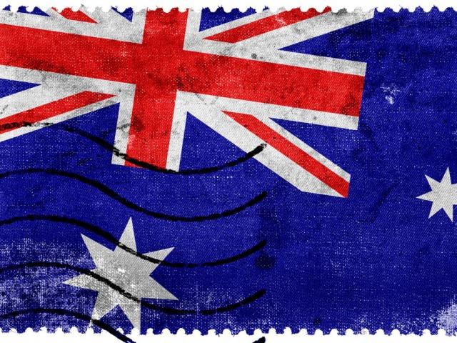 オーストラリアの郵便システム