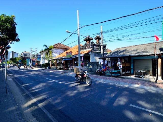 バリ島生活について