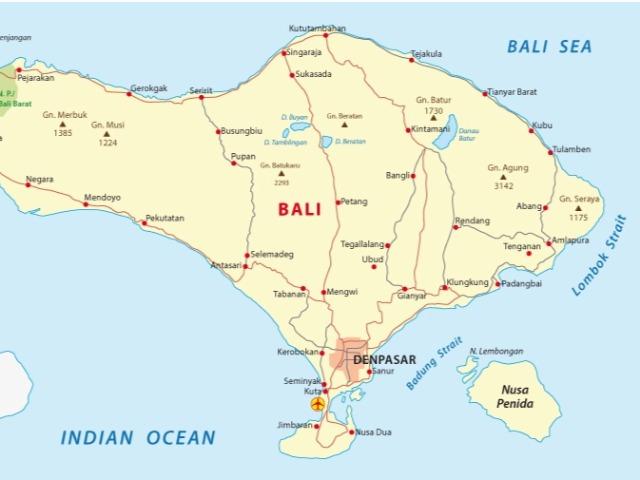 Q1.バリ島でおすすめの都市を教えてください。