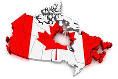 カナダの地域紹介
