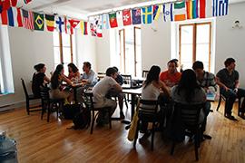 Point3 Language Center