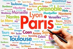 Q1.フランス留学でお勧めの地域を教えてください。