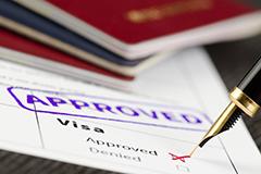 Q3.ビザの取得にはどのくらい時間がかかりますか?