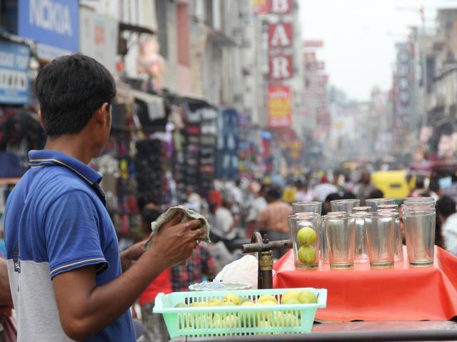 インド生活について