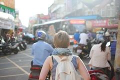 Q2.滞在中に東南アジアを旅行することはできますか?