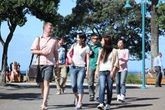 ニュージーランド留学の流れ