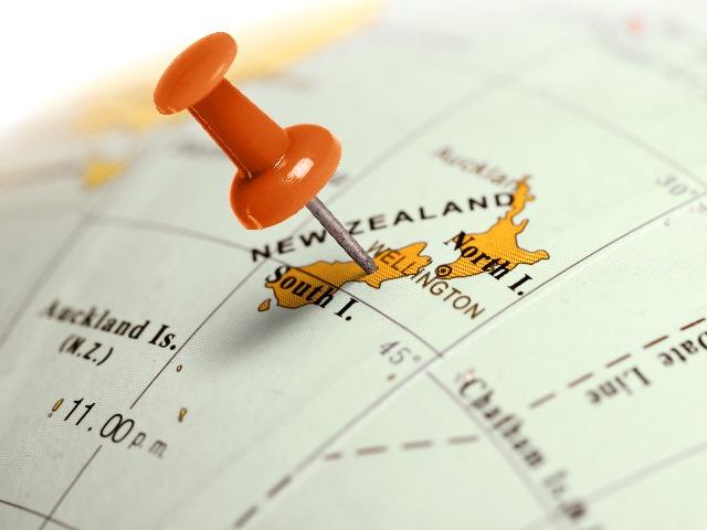 ニュージーランドの郵便システム