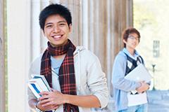 大学(院)留学