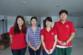 清潔感と充実した設備を誇り、日本人向けの環境も整った学校