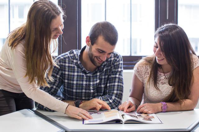 日本人が少なく新しいキャンパス環境で国際交流が楽しめる学校