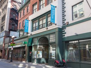 Embassy Boston - exterior / external photo.